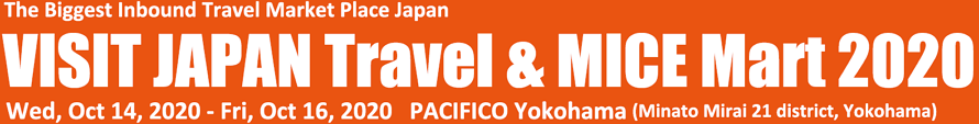 VISIT JAPAN Travel & MICE Mart 2020