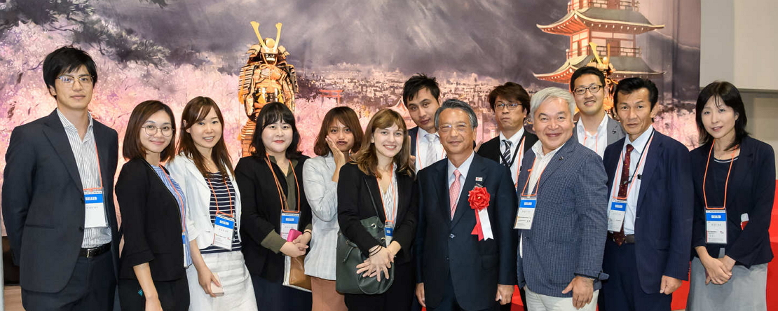 VISIT JAPAN Travel & MICE Mart 2019